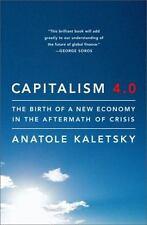 Anatole Kaletsky - Capitalism 4.0 (2011) (Hardcover)