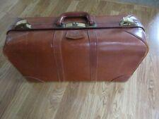 Nice Vintage 1950's LANGMUIR SUITCASE - Luggage
