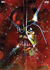 Topps Star Wars Card Trader Aquarelle Darth Vader [DIGITAL CARD]