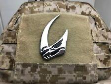 Beskar Mudhorn Die-cut Morale Patch Tactical Outfitters Mandalorian Fett Hook