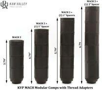 Kaw Valley Precision Mach 3 Modular Linear Comp Body w/ End Cap Kvp