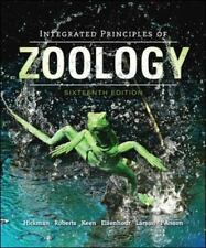 Integrated Principles of Zoology by Cleveland P., Jr. Hickman, David J....