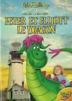 DVD PETER ET ELLIOTT LE DRAGON WALT DISNEY