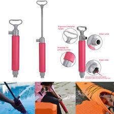 Kayak Hand Pump Floating Water Hand Bilge Pump For Kayak Canoe Accessories SG