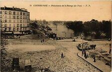CPA Courbevoie - Panorama de la Rampe du Pont (274769)