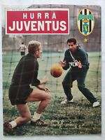 HURRA' JUVENTUS N. 10 OTTOBRE 1967 OLYMPIAKOS COPPA DEI CAMPIONI