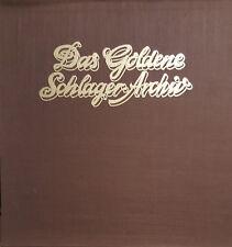 LP Box - Set: 30 LP's Deutsche Schlager von 1950 - 1979, Raritaet