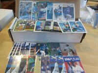 600 Card Blue Jays Lot - Great Rookies - Most Years Included (1984 - 2018)