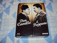 Don Camillo & Peppone Edition [5 Blu-ray´s]   Gino Cervi