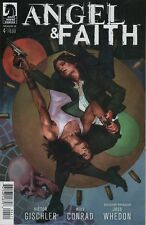 Angel & Faith #4 comic book season 10 Tv show series Joss Whedon Buffy