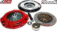 ACS ULTRA STAGE 1 CLUTCH KIT+LIGHT FLYWHEEL HONDA ACCORD PRELUDE 2.2L 2.3L