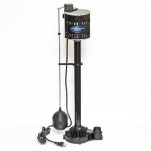 1/3 HP Non-Submersible Pedestal Sump Pump