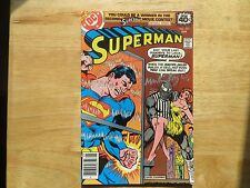 1979 VINTAGE SUPERMAN # 331 LANA LANG SIGNED BY MARTY PASKO, WITH POA