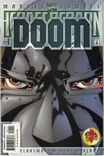 Heroes Reborn Doom Volume 1 Issue 1 January 2000 : Chris Claremont & Mike McKone