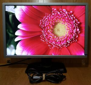 "Dell 24"" inch Full HD DP DVI VGA USB Hub Widescreen IPS Monitor. Dell UltraSharp"