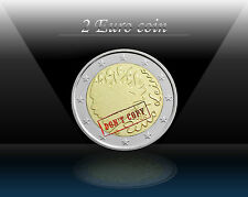 """FINLAND 2 EURO 2016 """" Eino Leino """" Commemorative coin * UNCIRCULATED"""