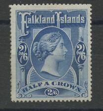 Falkland Islands SG41 2s6d Mounted mint.
