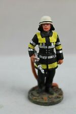 Del Prado Zinnfigur; Firefighter, firedress, Munich, Ger., 2003