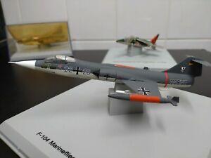 Armour Collection 5072 Lockheed F-104G Starfighter German Navy MFG 1  1/100
