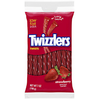 Twizzlers Strawberry Twists Liqorice Soft Chewy USA American Candy Imported 198g