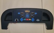 PaceMaster Bronze Basic Treadmill display Console Overlay/Front shell Only