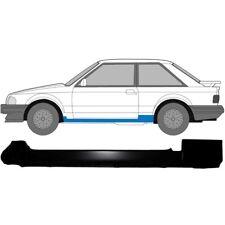 FORD ESCORT MK3 1980-1986 3 DOOR FULL SILL REPAIR PANEL ROCKER PANEL / LEFT LH