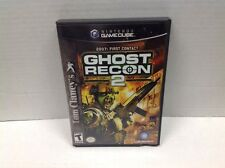 Nintendo GameCube Ghost Recon 2 Tested Working