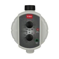 Toro Zero Pressure Dial Timer