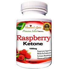 RASPBERRY KETONE WEIGHT LOSS ORGANIC 1000mg 100% PURE BUY 2 GET 1 FREE