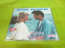 JOHN TRAVOLTA - OLIVIA NEWTON JOHN - SUMMER NIGHTS !!!!RARE CD