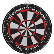 INDEPENDENT Skateboard Trucks Co' - Bullseye Dartboard & 2 sets of darts