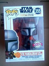 The Mandalorian Flame Throwing Special Edition Funko Pop! Vinyl #355 Rare New