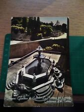 146418 firenze giardino di boboli la fontana del carciofo