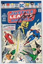 Justice League of America #126 VFNM Signed w/COA Gerry Conway 1976 DC Comics