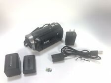 Sony Handycam HDR-PJ350 HD Wifi Projector 32 Int + 32  SD GB Great Condition