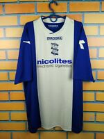 Birmingham City Jersey 2013 2014 Home XL Shirt Soccer Football Diadora Trikot