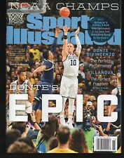 Sports Illustrated 2018 NCAA CHAMPS Villanova Donte Divincenzo Newstand Issue NM