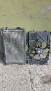 Wasserkühler und Lüfter/Golf / Golf Plus 1,6 BSE