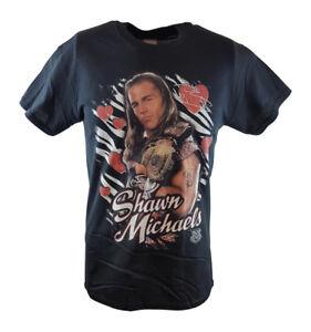 Shawn Michaels World Champion WWE Mens T-shirt