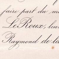 Louise Le Roux 1875 Raymond Le Lièvre De La Grange
