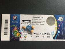 Ticket Schweiz-Polen 25.Juni 2016 in St-Etienne Achtelfinale Europameisterschaft