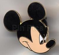 Disney WDW Cast Lanyard Series Angry Mickey Pin