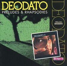 Deodato Preludes & Rhapsodies CD
