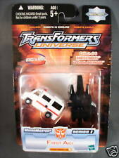 2003 Transformers Universe Micro Master First Aid