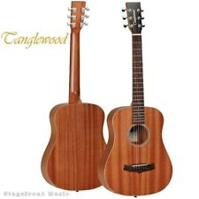TANGLEWOOD TW2T WINTERLEAF TRAVELLER MAHOGANY GUITAR with BAG   - NEW
