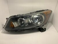 2008 - 2012 Honda Accord SEDAN Halogen Headlight Assembly (Left/Driver) OEM