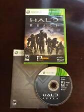 Halo: Reach (Microsoft Xbox 360, 2010) - COMPLETE