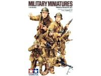 WW II FRENCH INFANTRY/SOLDIERS (1940) #35288 1/35 TAMIYA