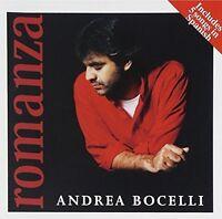 Andrea Bocelli Romanza (1996) [CD]