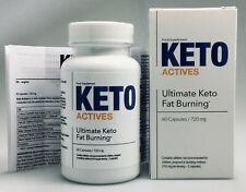 Keto Actives *NEU U. OVP* 60 Kapseln (113,19€/100g) BLITZVERSAND